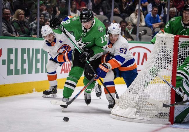 New York Islanders vs. Dallas Stars - 2/4/20 NHL Pick, Odds & Prediction