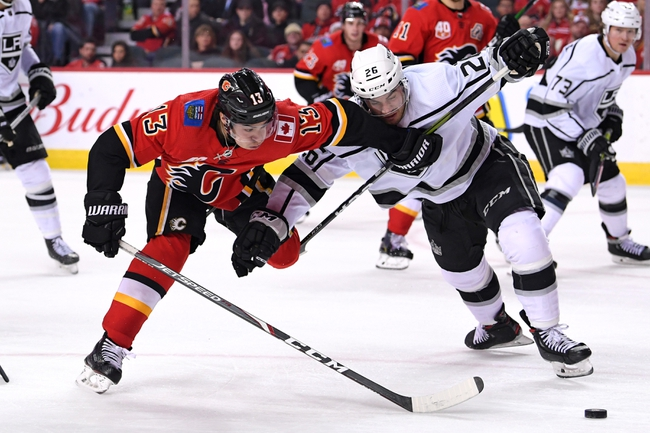 Los Angeles Kings vs. Calgary Flames - 2/12/20 NHL Pick, Odds, and Prediction