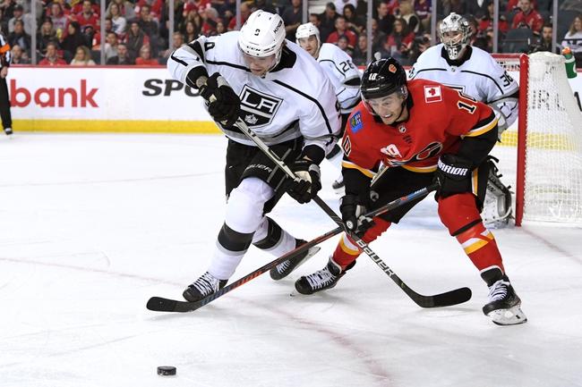 Los Angeles Kings vs. Calgary Flames - 2/12/20 NHL Pick, Odds & Prediction