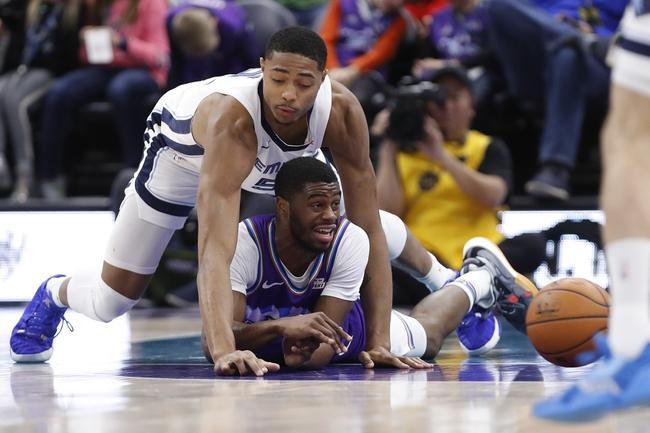 Utah Jazz vs. Memphis Grizzlies - 8/5/20 NBA Pick, Odds, and Prediction