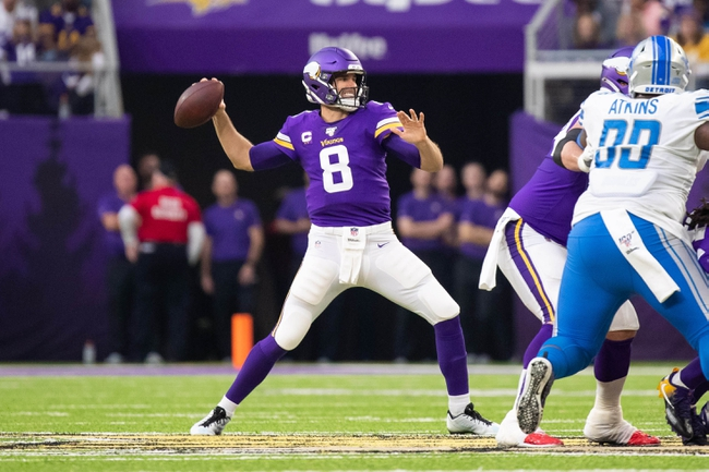 Minnesota Vikings at Los Angeles Chargers - 12/15/19 NFL Pick, Odds, and Prediction