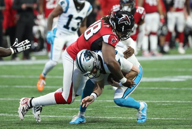 Atlanta Falcons vs. Carolina Panthers - 6/19/20 Madden20 NFL Sim Pick, Odds, and Prediction