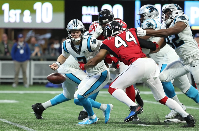 Atlanta Falcons vs. Oakland Raiders - 5/16/20 Madden 20 Sim Classic NFL Pick, Odds, and Prediction