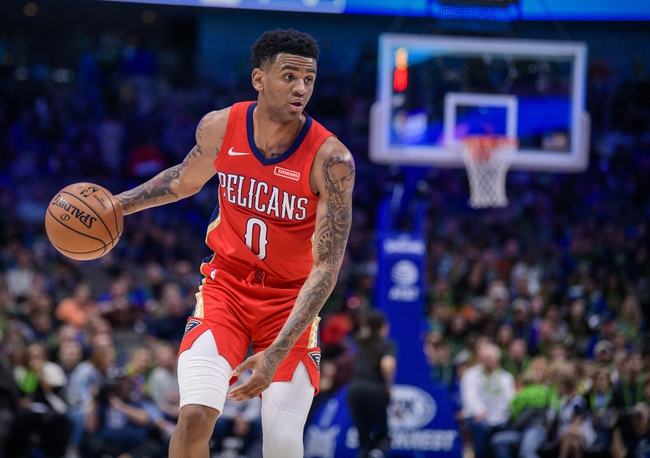 Denver Nuggets vs. New Orleans Pelicans - 7/25/20 NBA Picks and Prediction