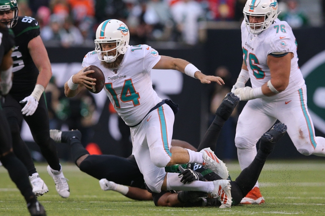 New York Jets vs. Miami Dolphins - 4/30/20 Madden 20 Sim NFL Pick, Odds, and Prediction