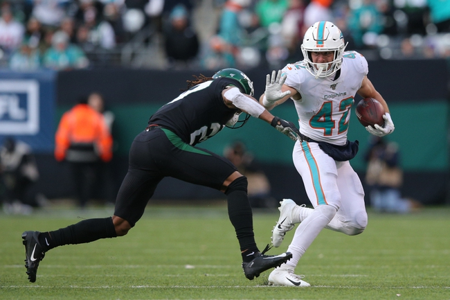 New York Jets vs. Miami Dolphins - 5/16/20 Madden 20 Sim Classic NFL Pick, Odds, and Prediction