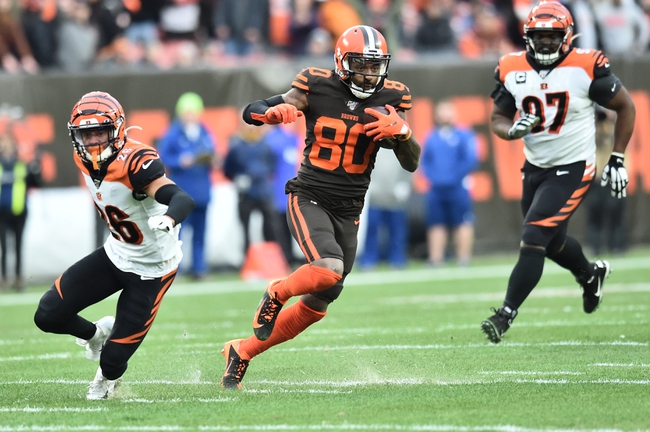 Cincinnati Bengals vs. Cleveland Browns - 12/29/19 NFL Pick, Odds, and Prediction