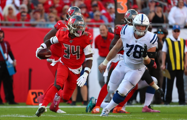 Indianapolis Colts vs. Tampa Bay Buccaneers - 5/1/20 Madden 20 Sim NFL Pick, Odds, and Prediction