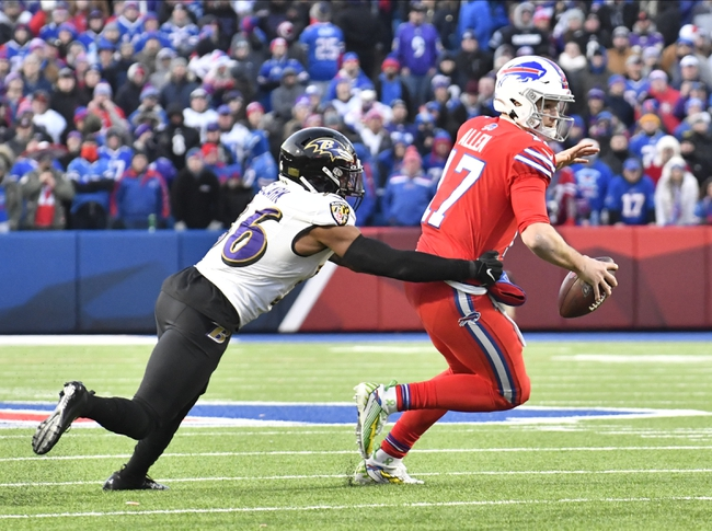 Baltimore Ravens vs. Buffalo Bills - 4/28/20 Madden 20 Sim NFL Pick, Odds, and Prediction