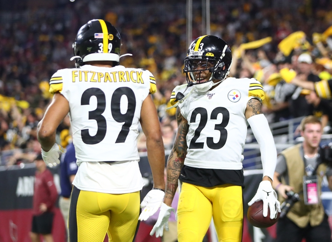 Buffalo Bills at Pittsburgh Steelers - 12/15/19 NFL Pick, Odds, and Prediction