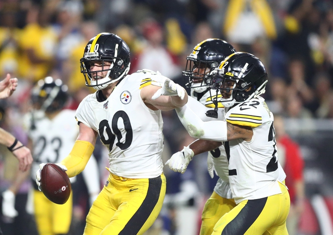 Pittsburgh Steelers vs. Buffalo Bills - 12/15/19 NFL Pick, Odds, and Prediction