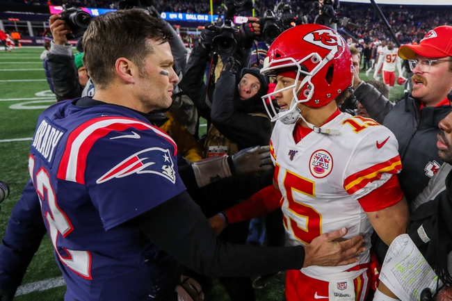 New England Patriots vs. Kansas City Chiefs - 4/20/20 Madden20 NFL Sim Pick, Odds, and Prediction
