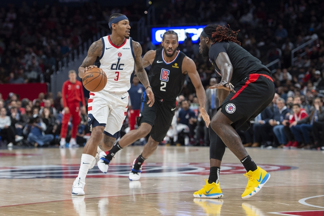 Washington Wizards vs. Los Angeles Clippers - 7/25/20 NBA Pick, Odds, and Predictionando