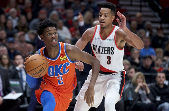 Utah Jazz vs.  Oklahoma City Thunder - 12/9/19 NBA Pick, Odds, and Prediction