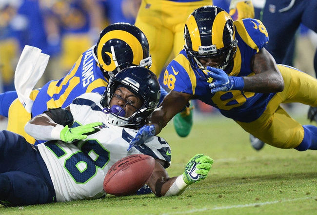 Seattle Seahawks at Los Angeles Rams: 11/15/20 NFL Picks and Prediction