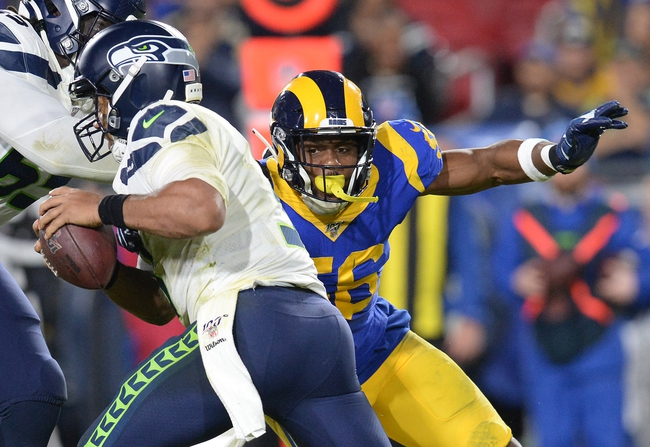Seattle Seahawks vs. Los Angeles Rams - 5/10/20 Madden 20 Sim Classic NFL Pick, Odds, and Prediction