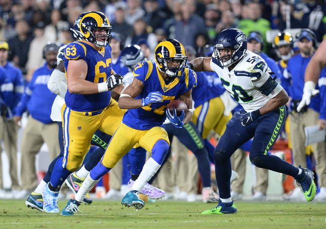 LA Rams / Seattle Seahawks NFC Total Crusher