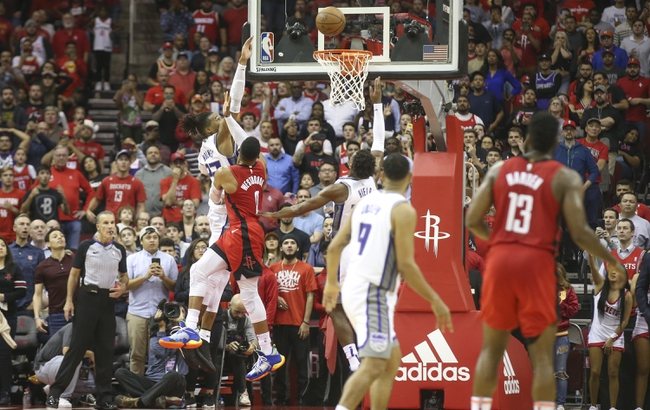 Sacramento Kings vs. Houston Rockets - 12/23/19 NBA Pick, Odds, and Prediction