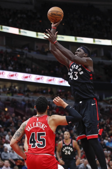 Toronto Raptors vs. Chicago Bulls - 2/2/20 NBA Pick, Odds & Prediction