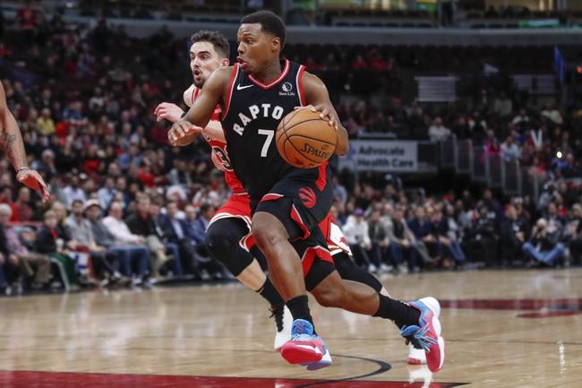 Toronto Raptors vs. Chicago Bulls - 2/2/20 NBA Pick, Odds, and Prediction