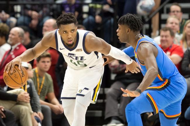 Oklahoma City Thunder vs. Utah Jazz - 3/11/20 NBA Pick, Odds, and Prediction
