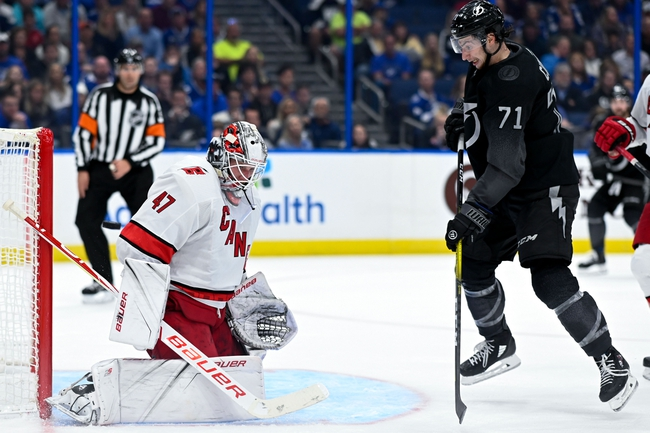 Carolina Hurricanes vs. Tampa Bay Lightning - 1/5/20 NHL Pick, Odds & Prediction