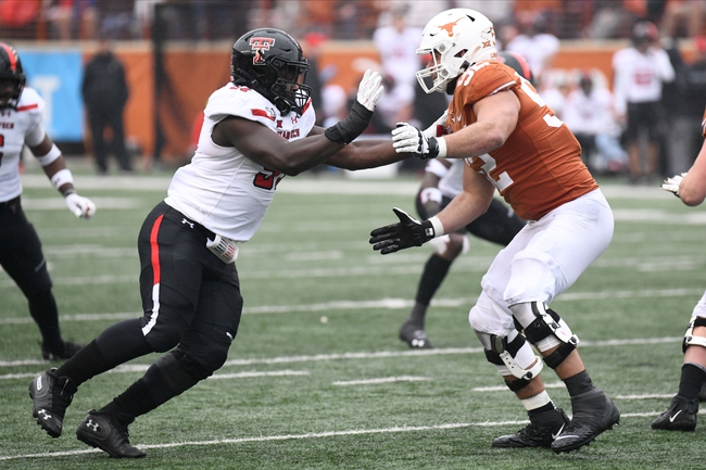 Texas at Texas Tech - 10/24/20 Early look College Football GOY Picks and Predictions