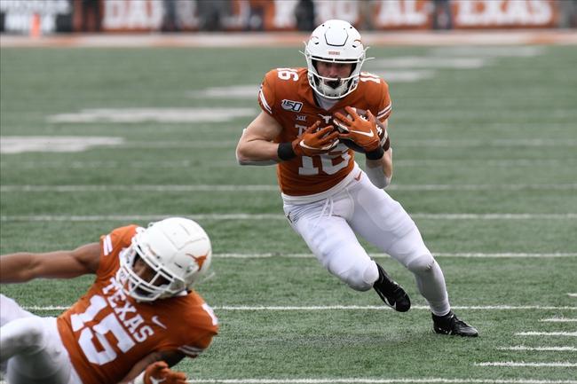 Texas vs. Utah - 12/31/19 College Football Alamo Bowl Pick, Odds, and Prediction