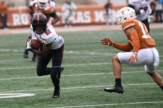 Houston Baptist  at Texas Tech - 9/12/20 College Football Picks and Prediction