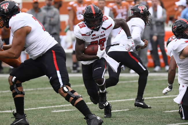Texas Tech 2020 Win Total - College Football Pick and Prediction