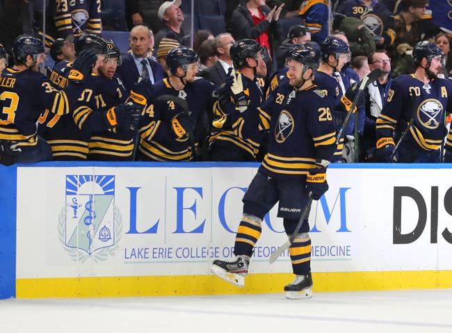 St. Louis Blues vs. Buffalo Sabres - 1/9/20 NHL Pick, Odds, and Prediction