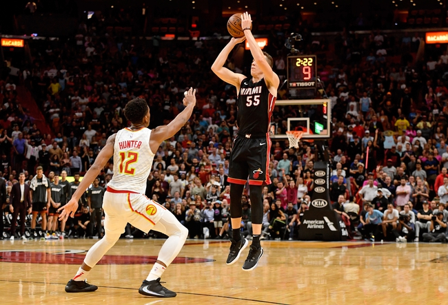 Atlanta Hawks vs. Miami Heat - 2/20/20 NBA Pick, Odds & Prediction