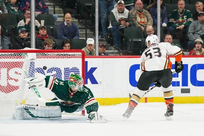 Minnesota Wild vs. Philadelphia Flyers - 12/14/19 NHL Pick, Odds, and Prediction