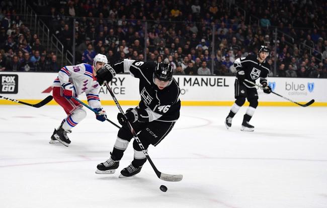 New York Islanders vs. Los Angeles Kings - 2/6/20 NHL Pick, Odds, and Prediction