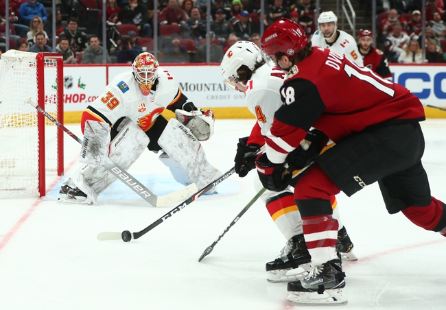 Calgary Flames vs. Arizona Coyotes - 3/6/20 NHL Pick, Odds, and Prediction