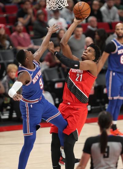 New York Knicks vs. Portland Trail Blazers - 1/1/20 NBA Pick, Odds & Prediction