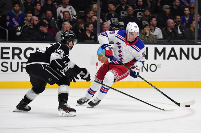New York Rangers vs. Los Angeles Kings - 2/9/20 NHL Pick, Odds, and Prediction