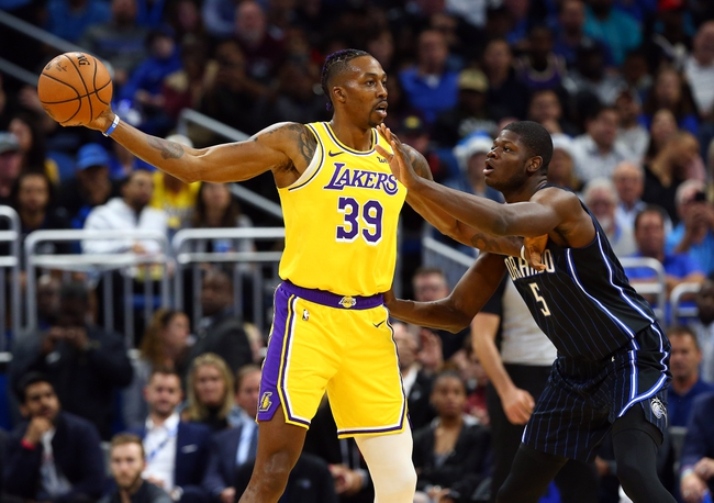 Los Angeles Lakers vs. Orlando Magic - 1/14/20 NBA Pick, Odds & Prediction