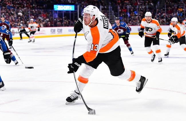 Philadelphia Flyers vs. Colorado Avalanche - 2/1/20 NHL Pick, Odds, and Prediction