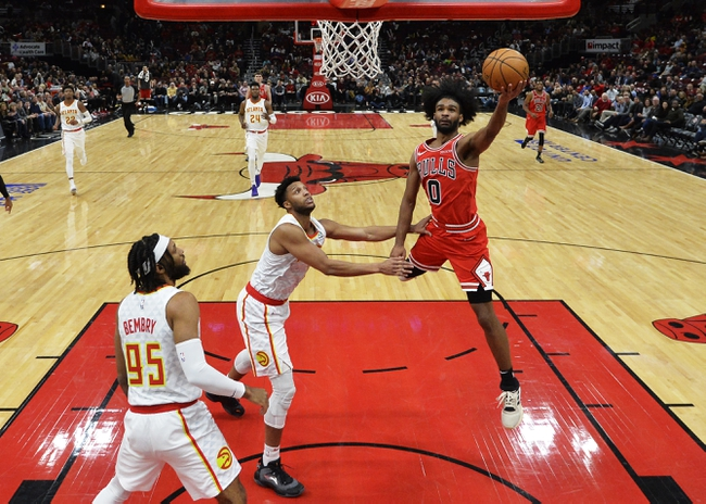 Chicago Bulls vs. Atlanta Hawks - 12/28/19 NBA Pick, Odds, and Prediction