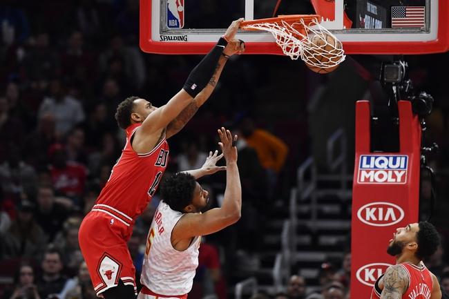 Chicago Bulls vs. Charlotte Hornets - 12/13/19 NBA Pick, Odds, and Prediction