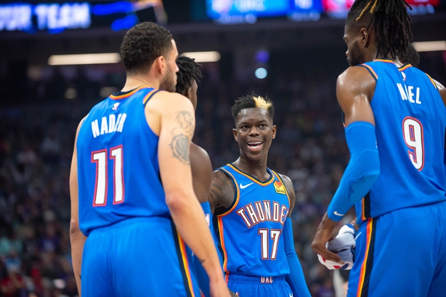 Sacramento Kings vs. Oklahoma City Thunder - 1/29/20 NBA Pick, Odds, and Prediction