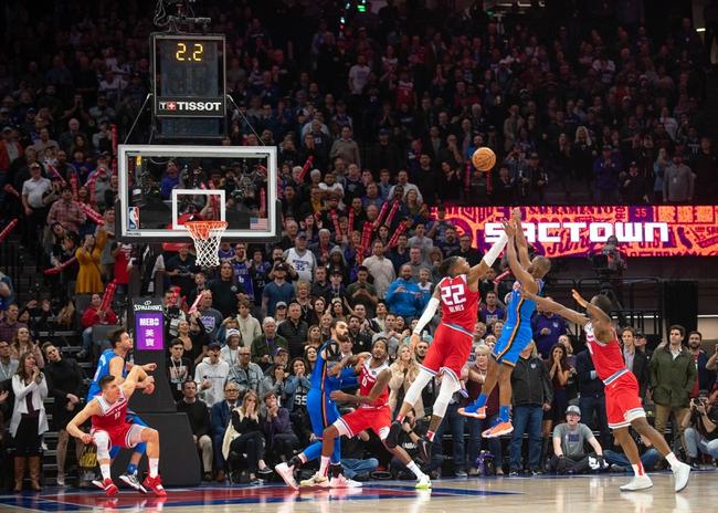 Sacramento Kings vs. New York Knicks - 12/13/19 NBA Pick, Odds, and Prediction