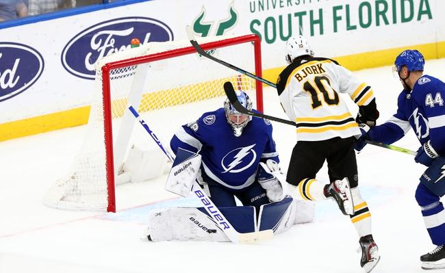 Florida Panthers vs. Boston Bruins - 12/14/19 NHL Pick, Odds, and Prediction