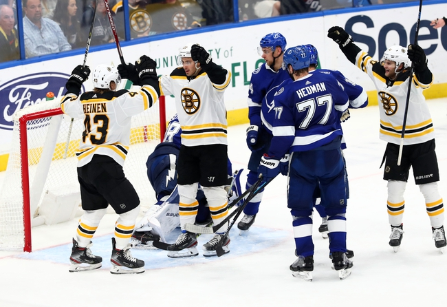 Tampa Bay Lightning vs. Boston Bruins - 3/3/20 NHL Pick, Odds, and Prediction