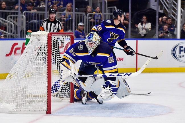 Vegas Golden Knights vs. St. Louis Blues - 1/4/20 NHL Pick, Odds & Prediction