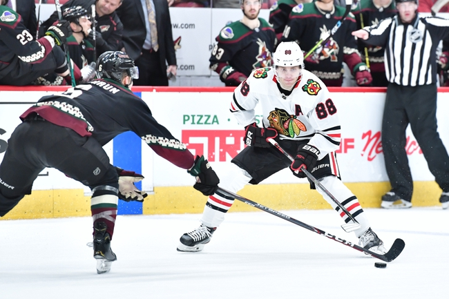 Arizona Coyotes vs. Chicago Blackhawks - 2/1/20 NHL Pick, Odds, and Prediction