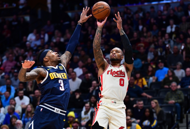 Denver Nuggets vs. Portland Trail Blazers - 2/4/20 NBA Pick, Odds & Prediction