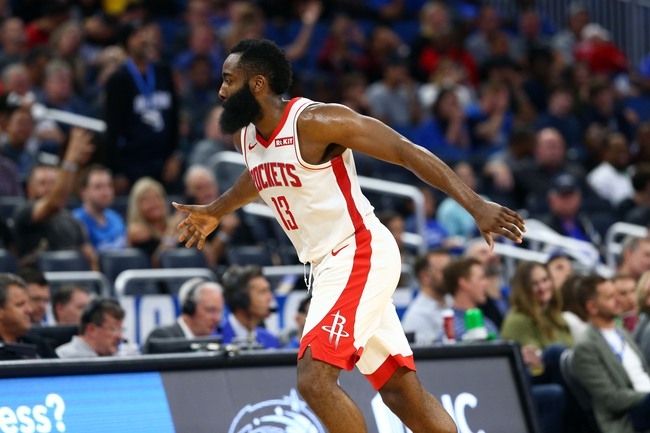 Houston Rockets vs. Orlando Magic - 3/8/20 NBA Pick, Odds, and Prediction