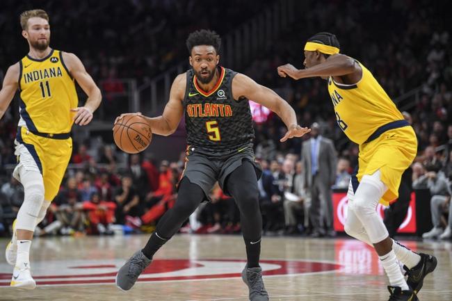 Atlanta Hawks vs. Indiana Pacers - 1/4/20 NBA Pick, Odds & Prediction